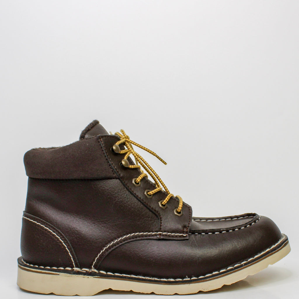 Brooklyn Boots Brown
