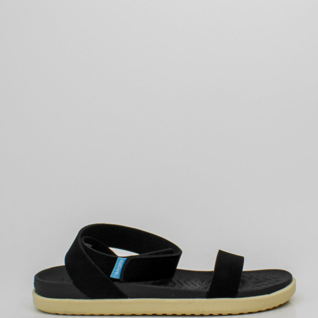Juliet Sandals Jiffy Black