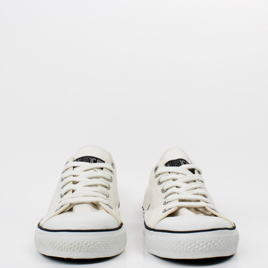 Low Cut Sneakers White