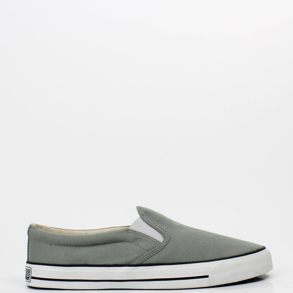 Deck Boat Shoes Urban Grey