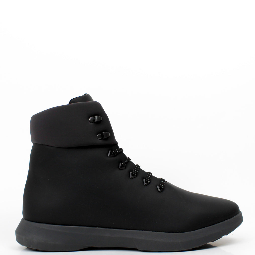 Materia Waterproof Boots Black