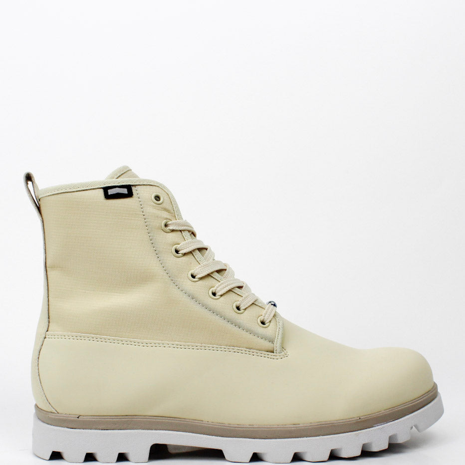Johnny Treklite Ripstop Boots Bone White
