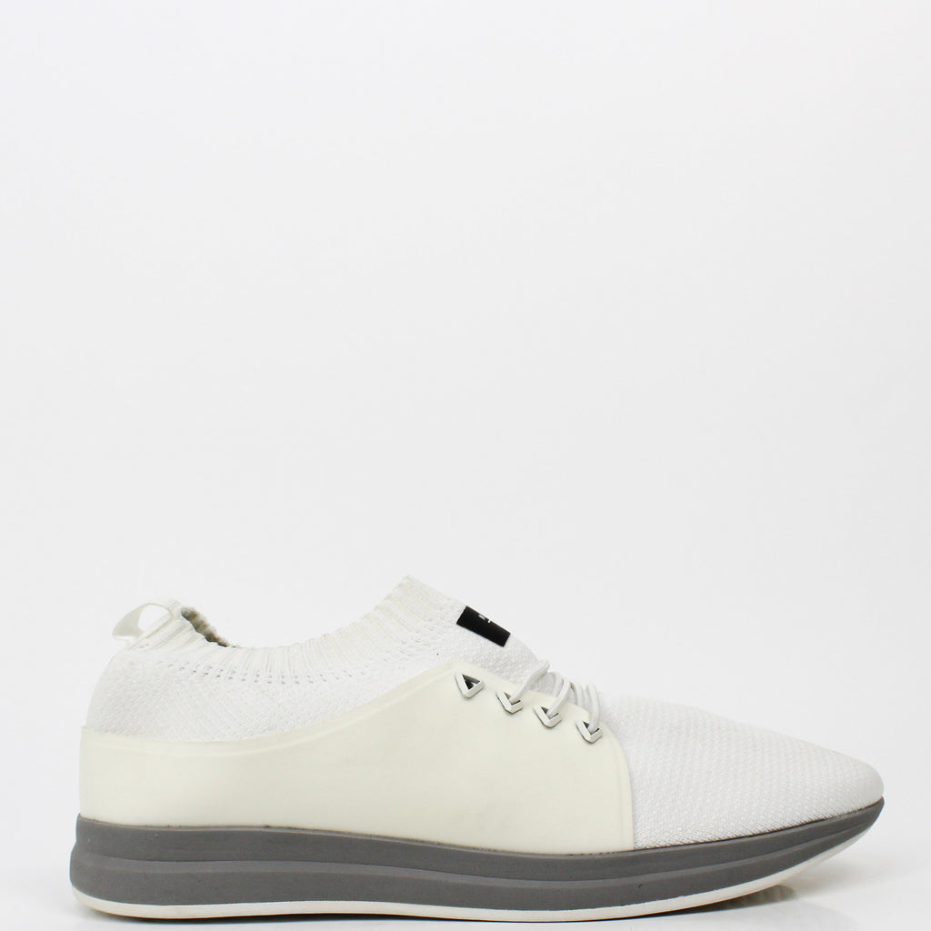 Army Unite Sneakers Total White