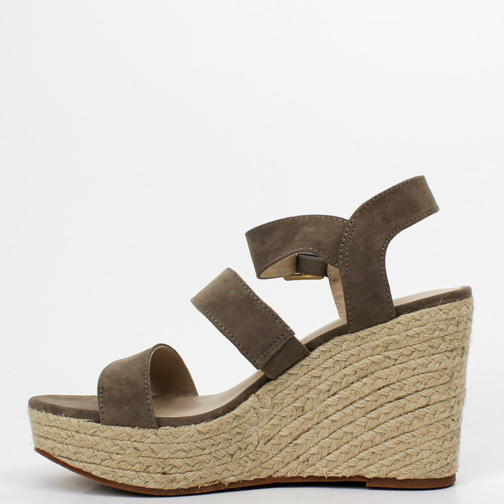 Snack Bar Sandals Taupe