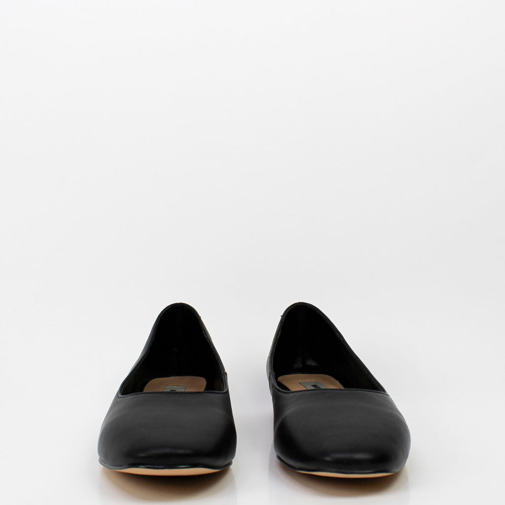 Willow Ballet Flats Black