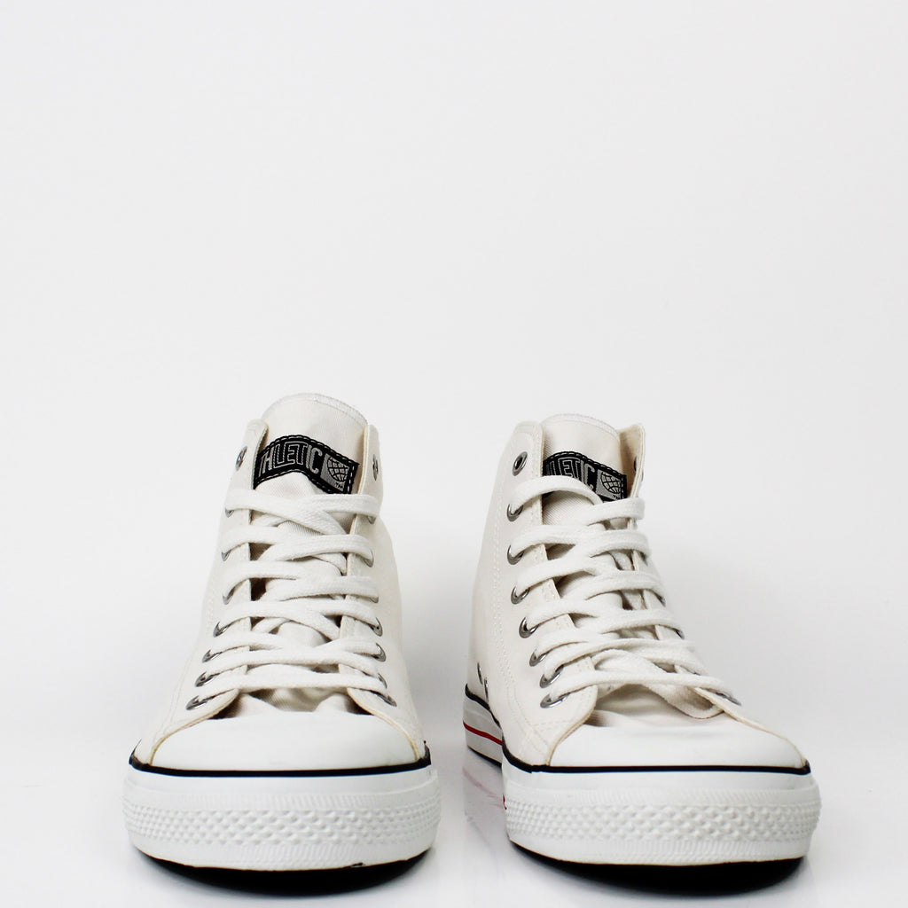 Hi Cut Sneakers White