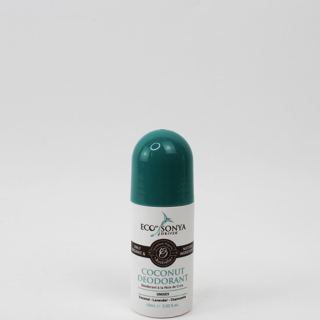 Coconut Roll-On Deodorant 60 ml