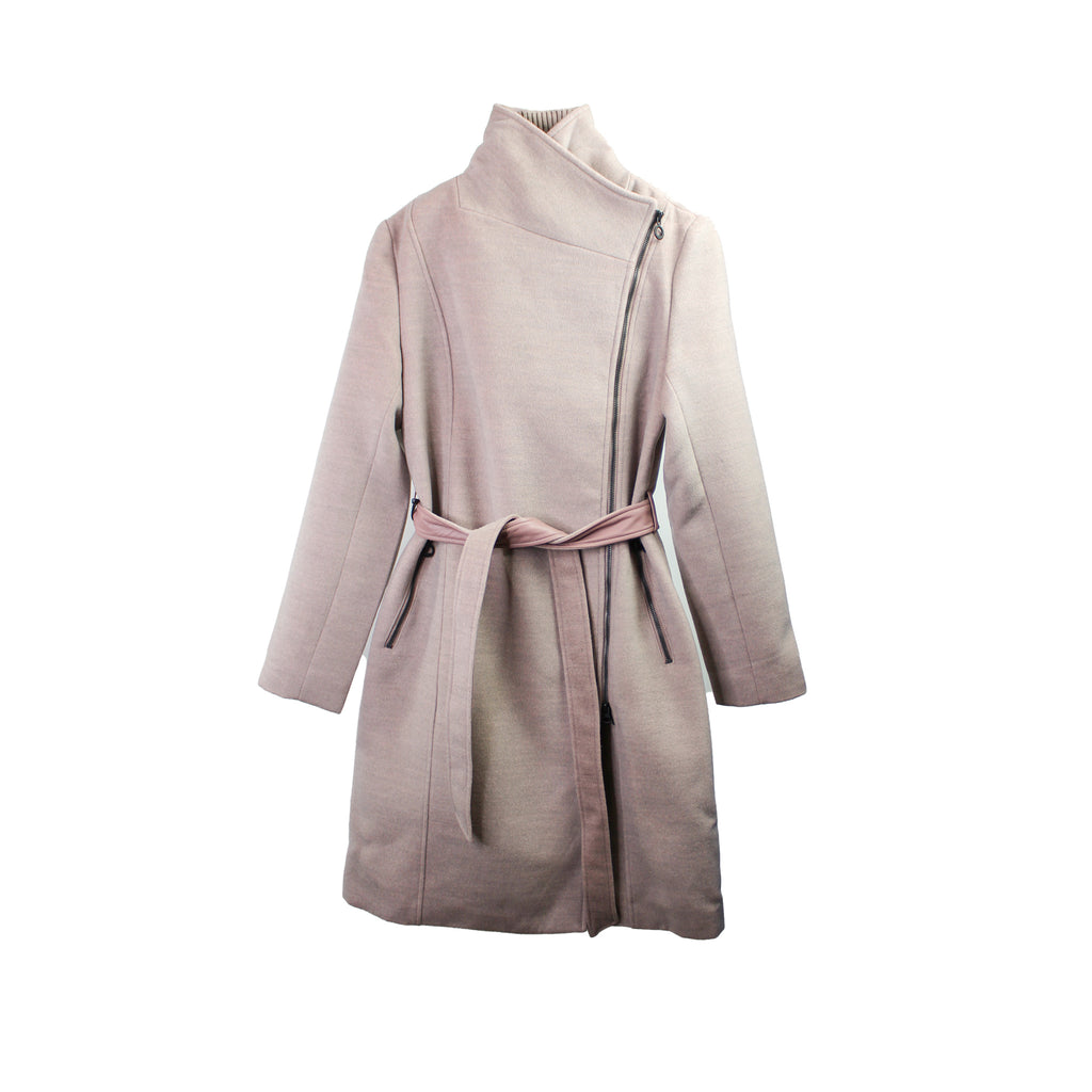 AIKO Vegan Wool Jacket Rose Mix