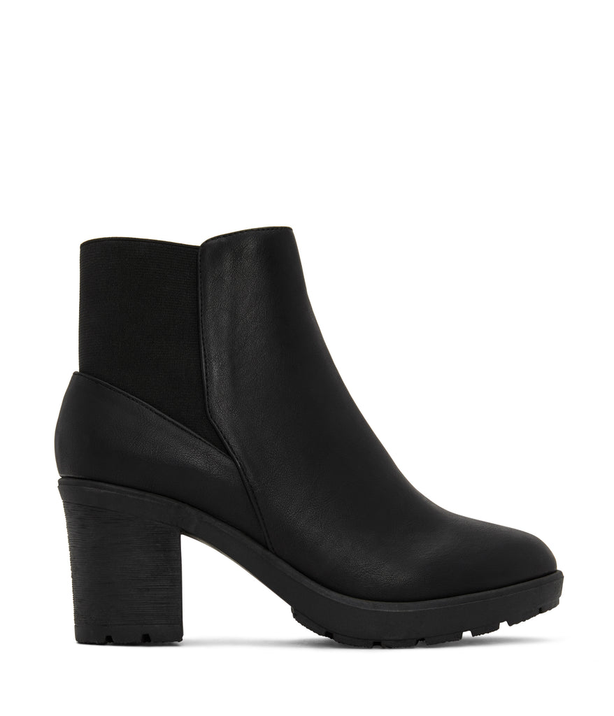 Montroyal Ankle Boots Black