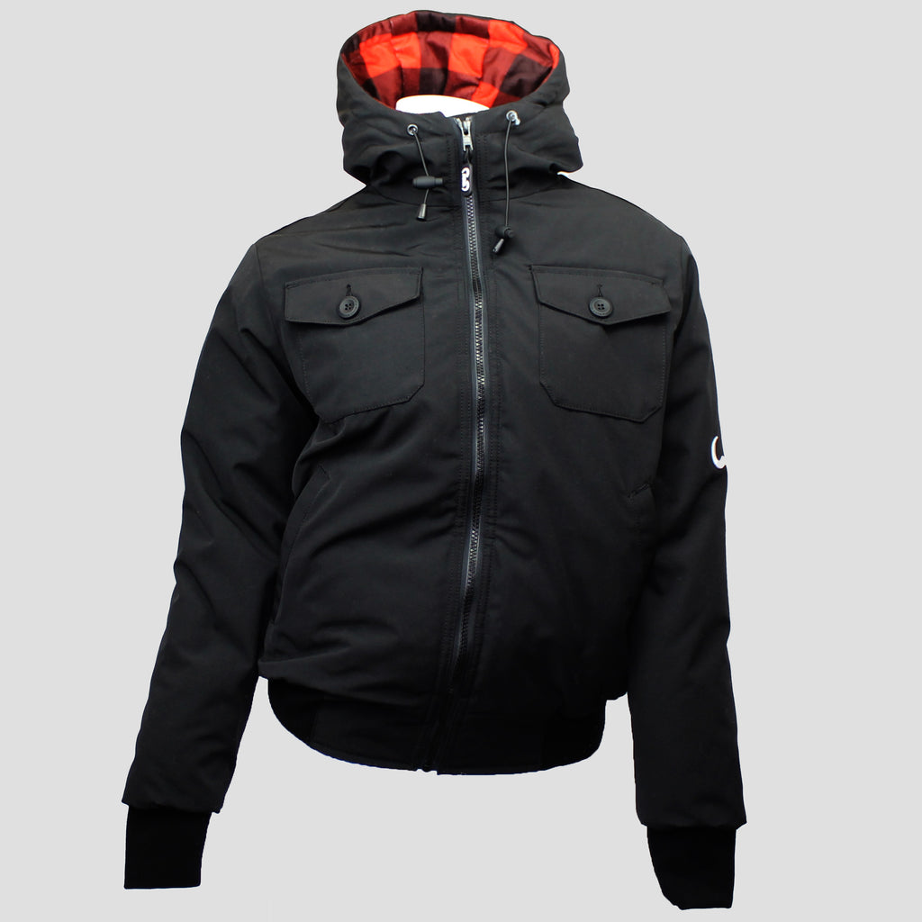 Fox Bomber 2019 Model Moonlit Black
