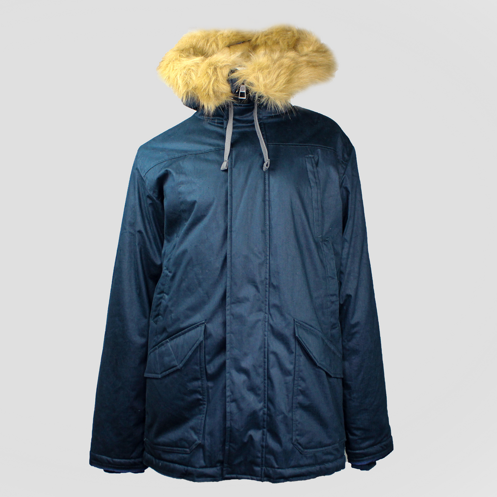 Men's W19 Nordic Parka Midnight Blue