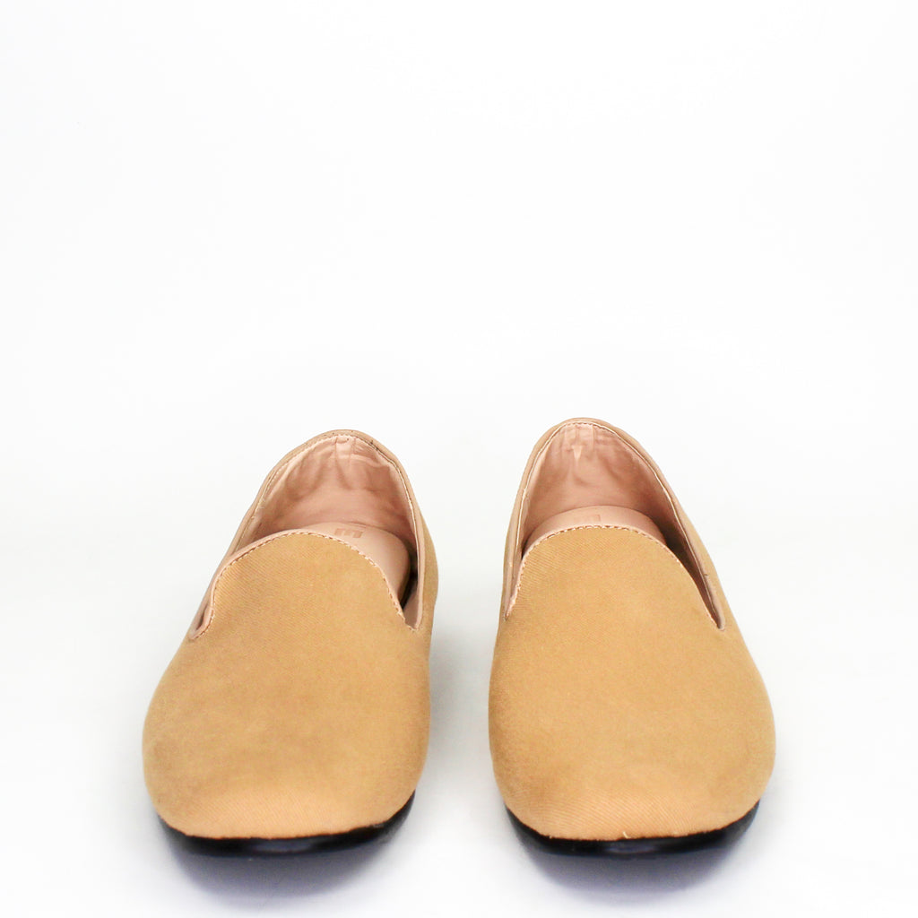 Loafers Champagne