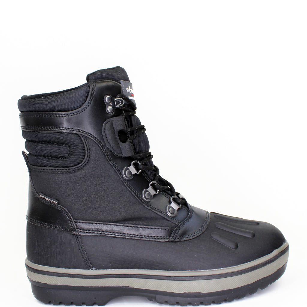 Serge 2 Winter Boots Black