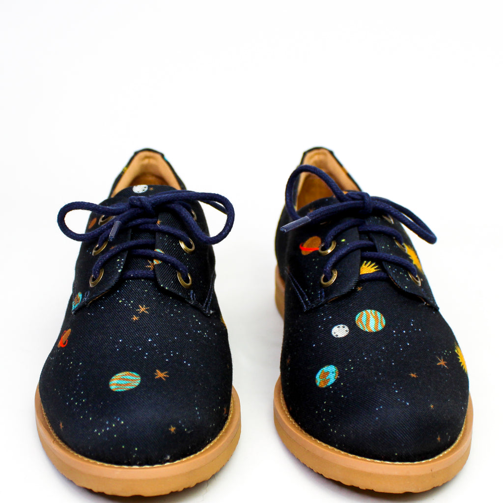 Scarabeus Planetas Oxford Shoes
