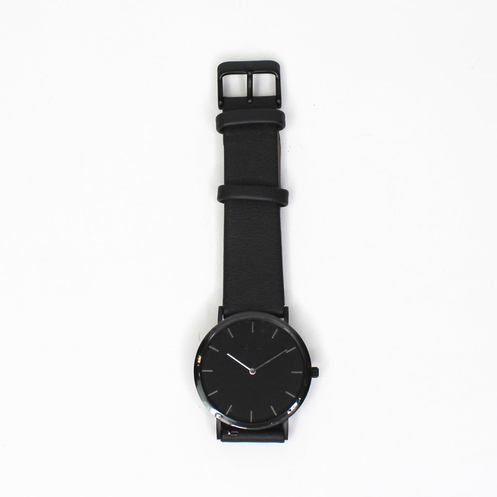 Votch The Dark Grey Classic Watch