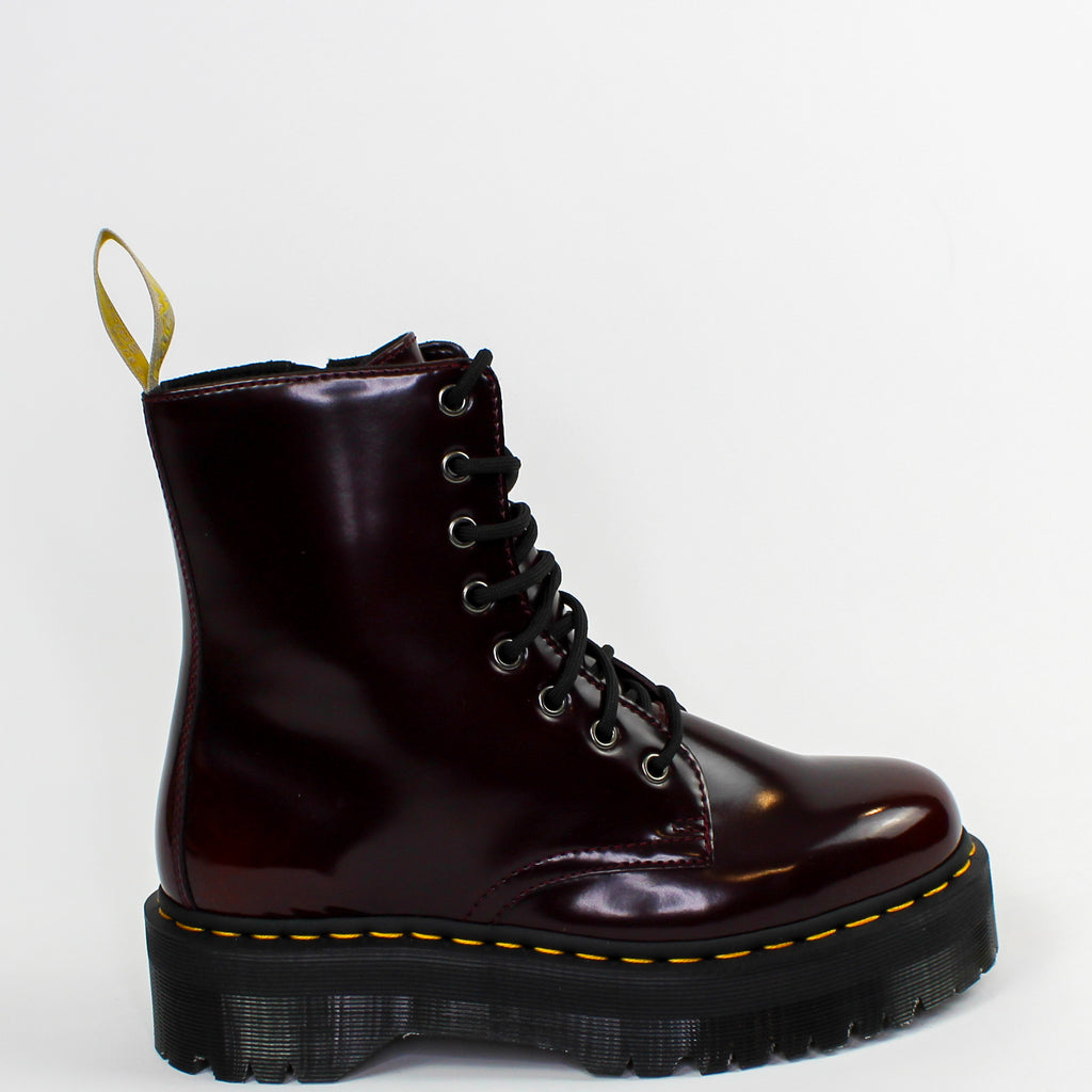 Jadon II Boots Cherry Red