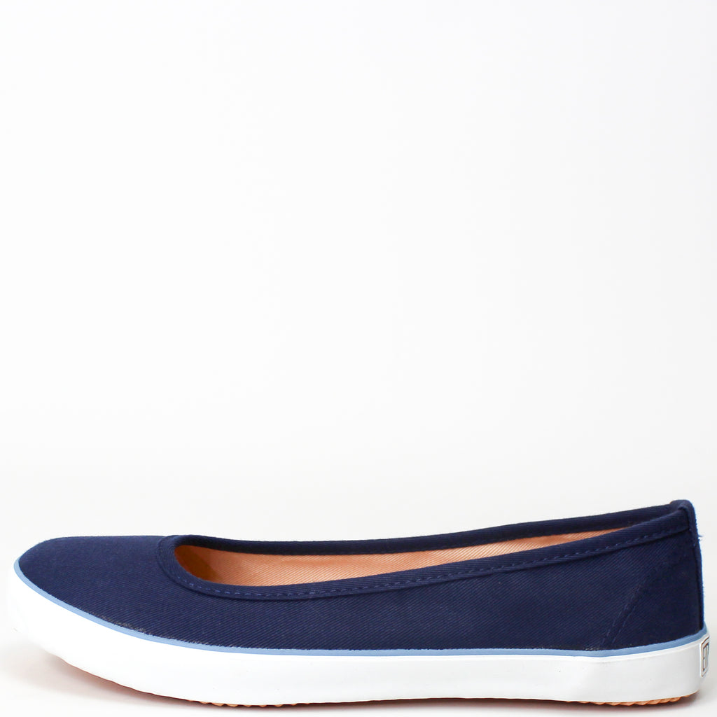 Dancer Ballet Flats Ocean Blue