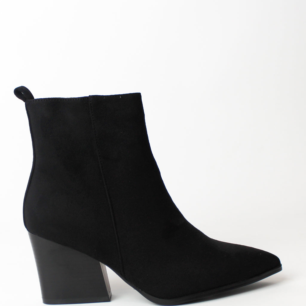 Ming Ankle Boots Black