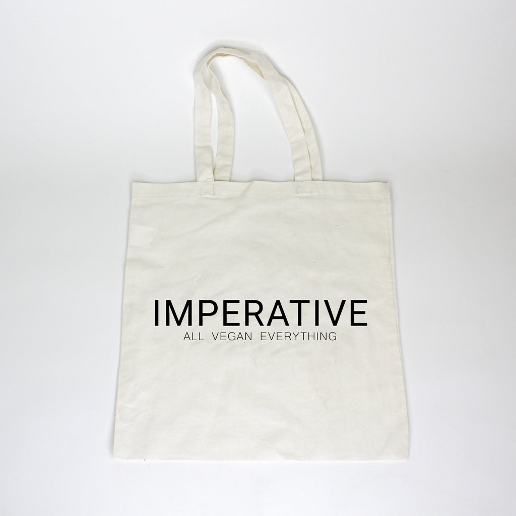 Imperative Tote Bag