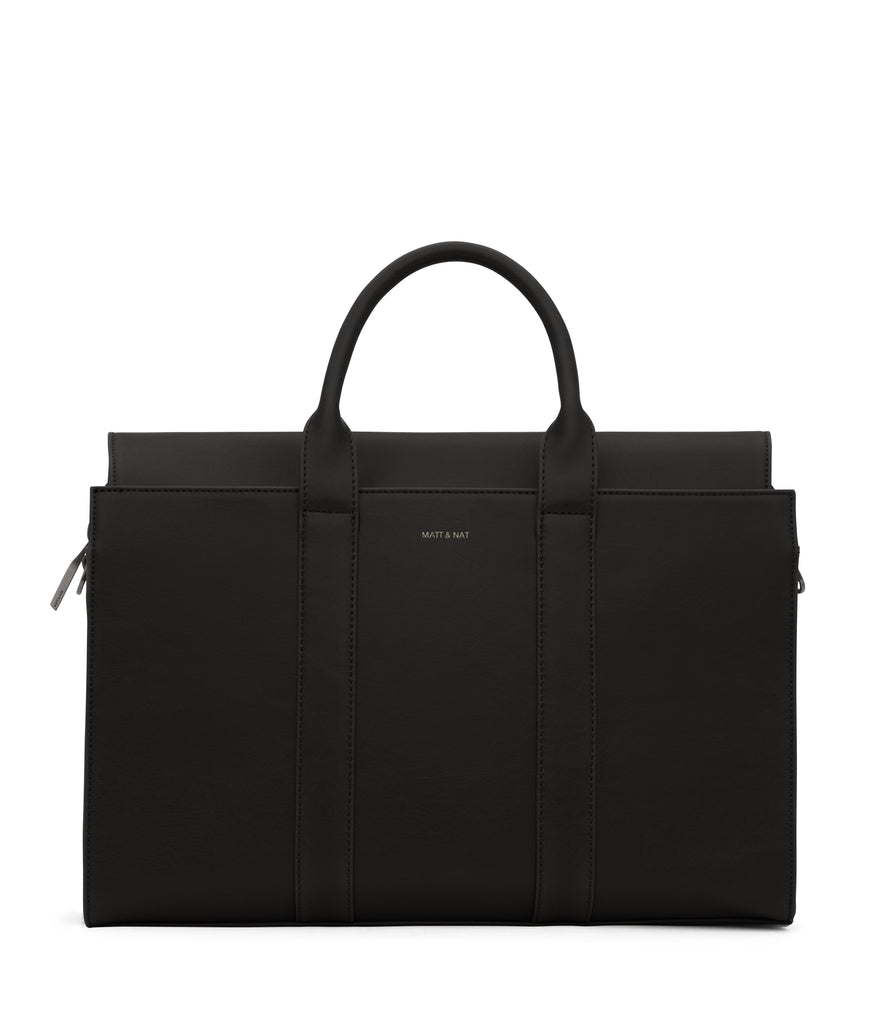 Parallel Satchel Black