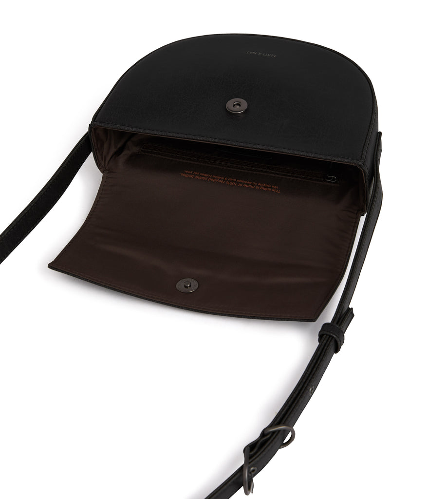 Rith Crossbody Saddle Bag