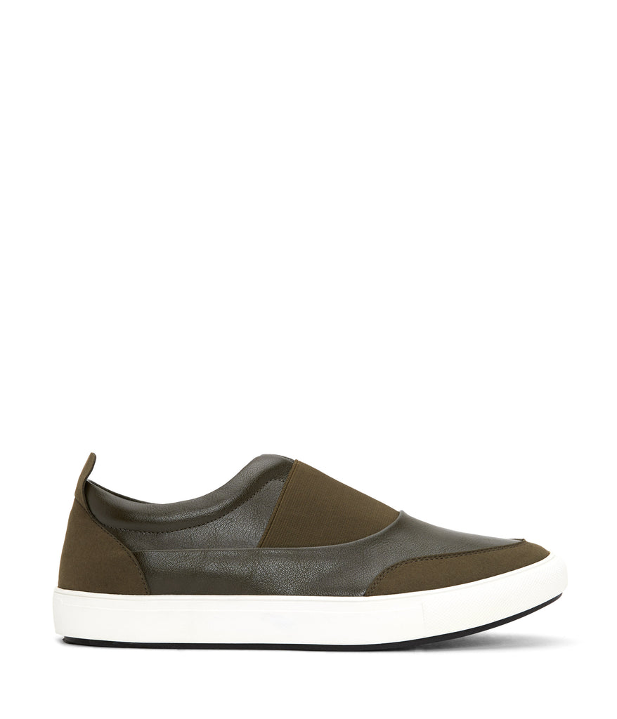 Luke Slip On Sneakers Olive
