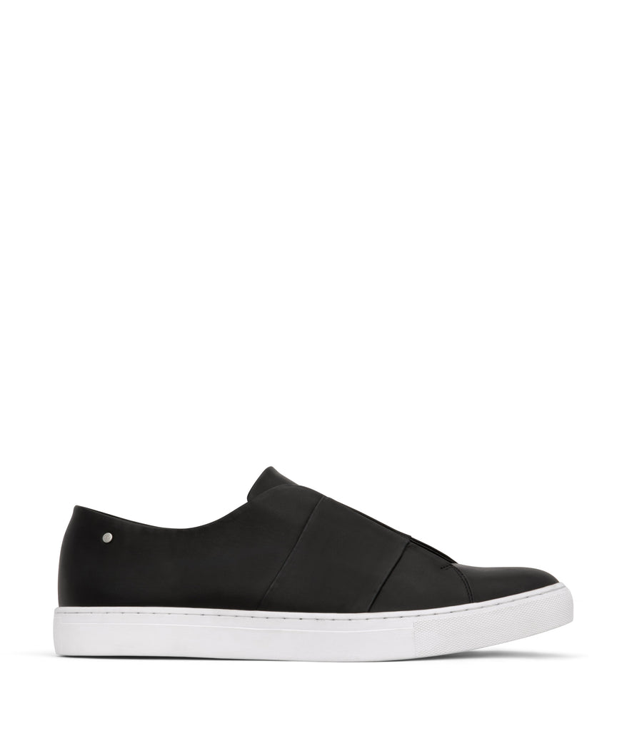 Renzo Slip On Sneakers Black