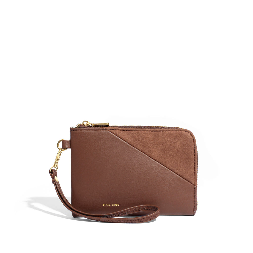 Stacy Wallet Wristlet