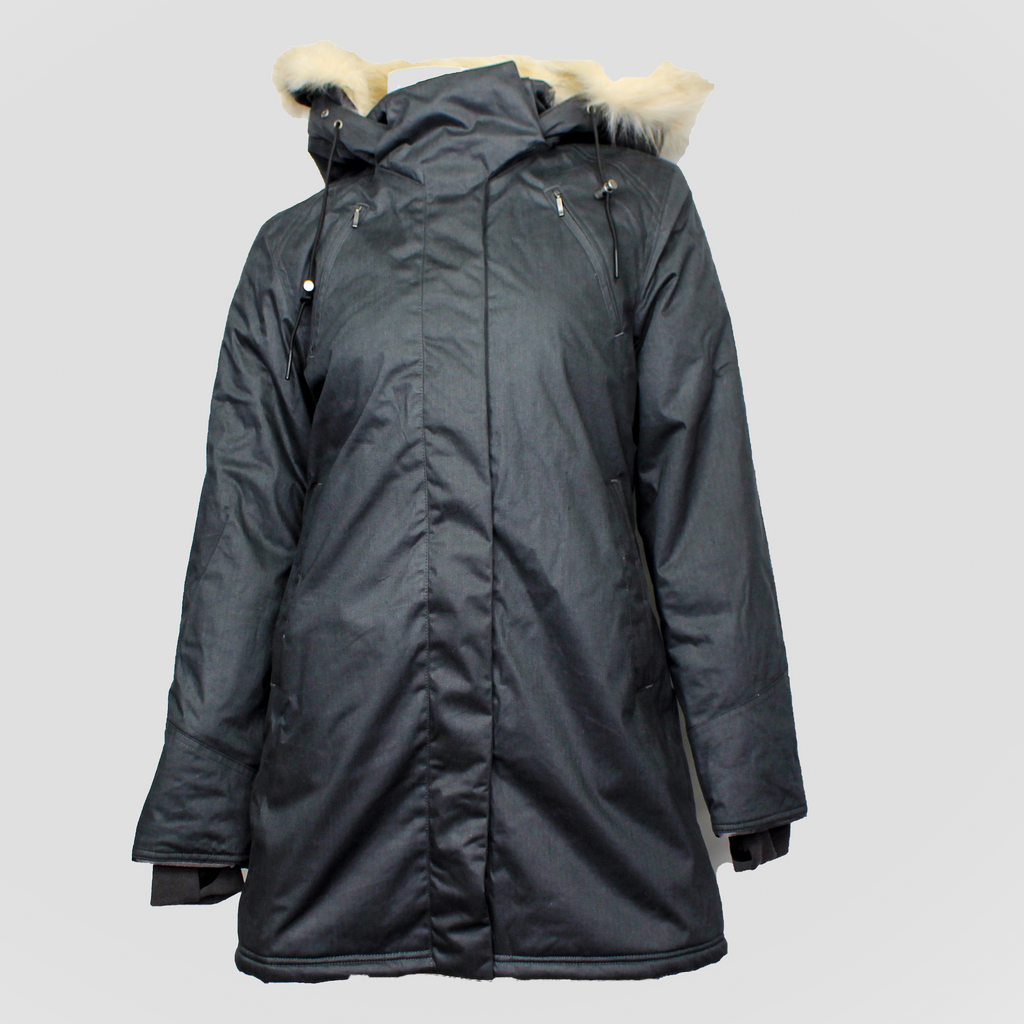 Ladies' W19 Nordic Parka Grey