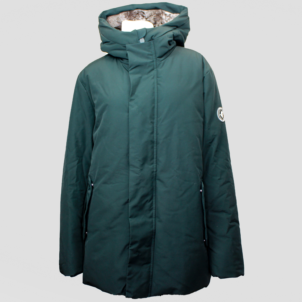 Arctic Program Hooded Parka Green/Black