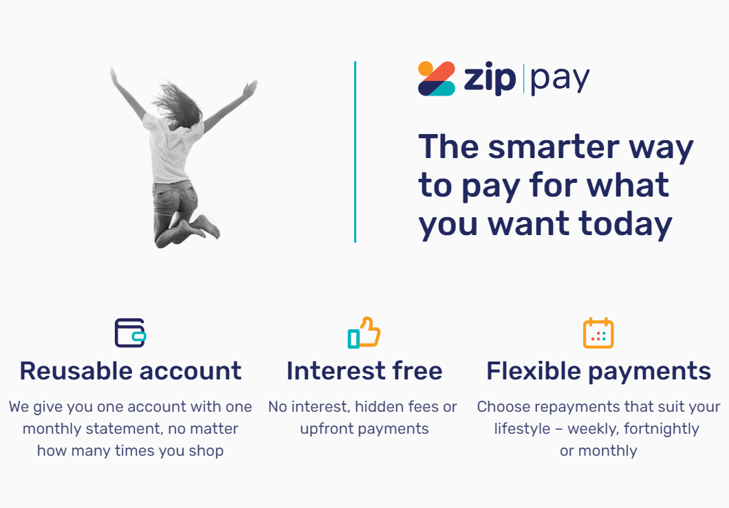 Zip Pay - Buy Now, Pay Later