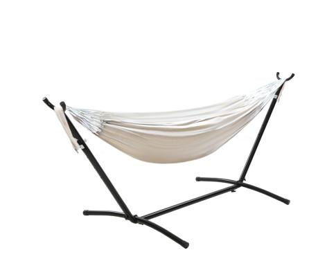 Siesta Hammock Bed with Steel Hammock Stand
