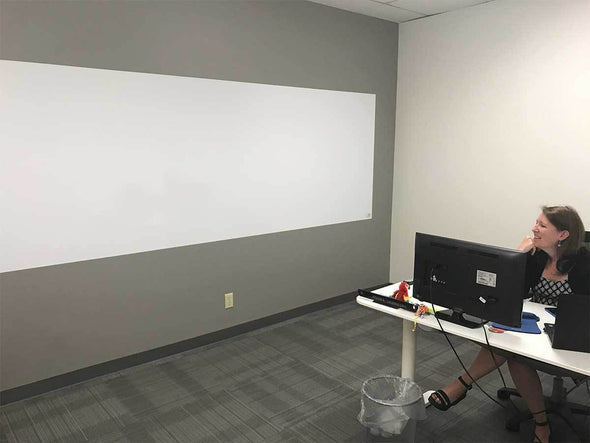 Premium Think Board XL - Think Board Dry Erase Whiteboard Films