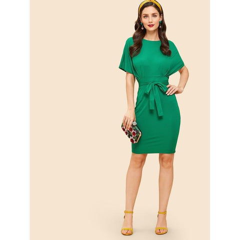 Self Tie Dress