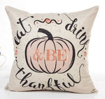 Thanksgiving Themed Pillows (3 Styles)