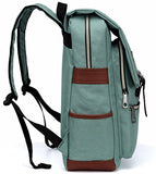 Vintage Laptop Backpack Fits 15-inch Laptop