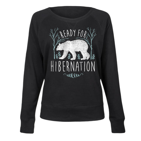 Ready for Hibernation Pullover