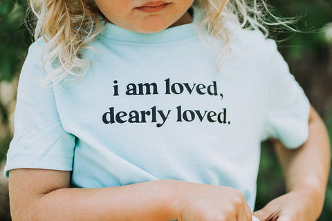 Dearly Loved Tee (Size 5T)