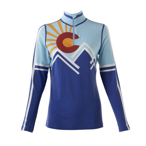 Coloradical Blue Mountain Base Layer
