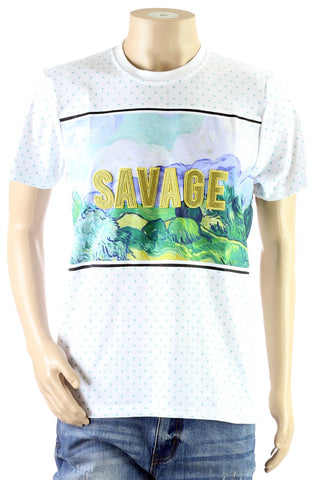 Short Sleeve Savage Sublimation Shirt