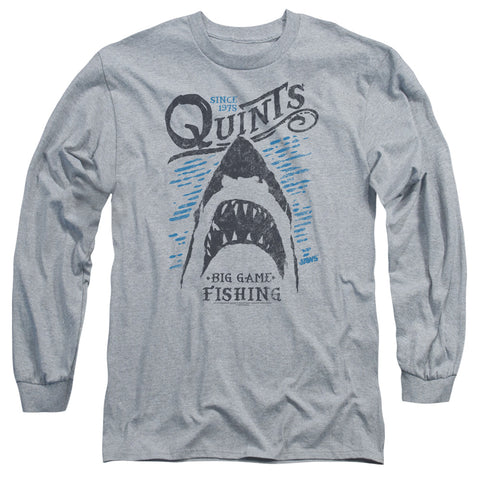 JAWS Quint's Big Game Fishing Long Sleeves Shirt