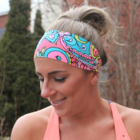 Yoga Headbands (Set of 2)