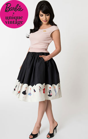 Barbie Swing Skirt