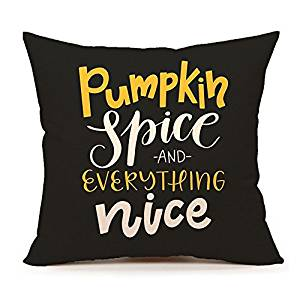 Autumn Halloween Pumpkin Pillows