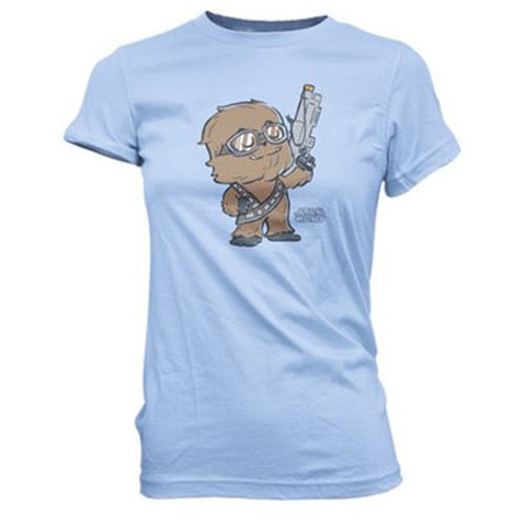 Star Wars Chewie Standing Proud T-Shirt
