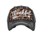 Original Cowgirl Thankful Arrow Cap