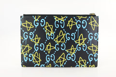 Ghost Zippered Pouch