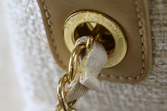 Beige Tweed Extra Large Deauville