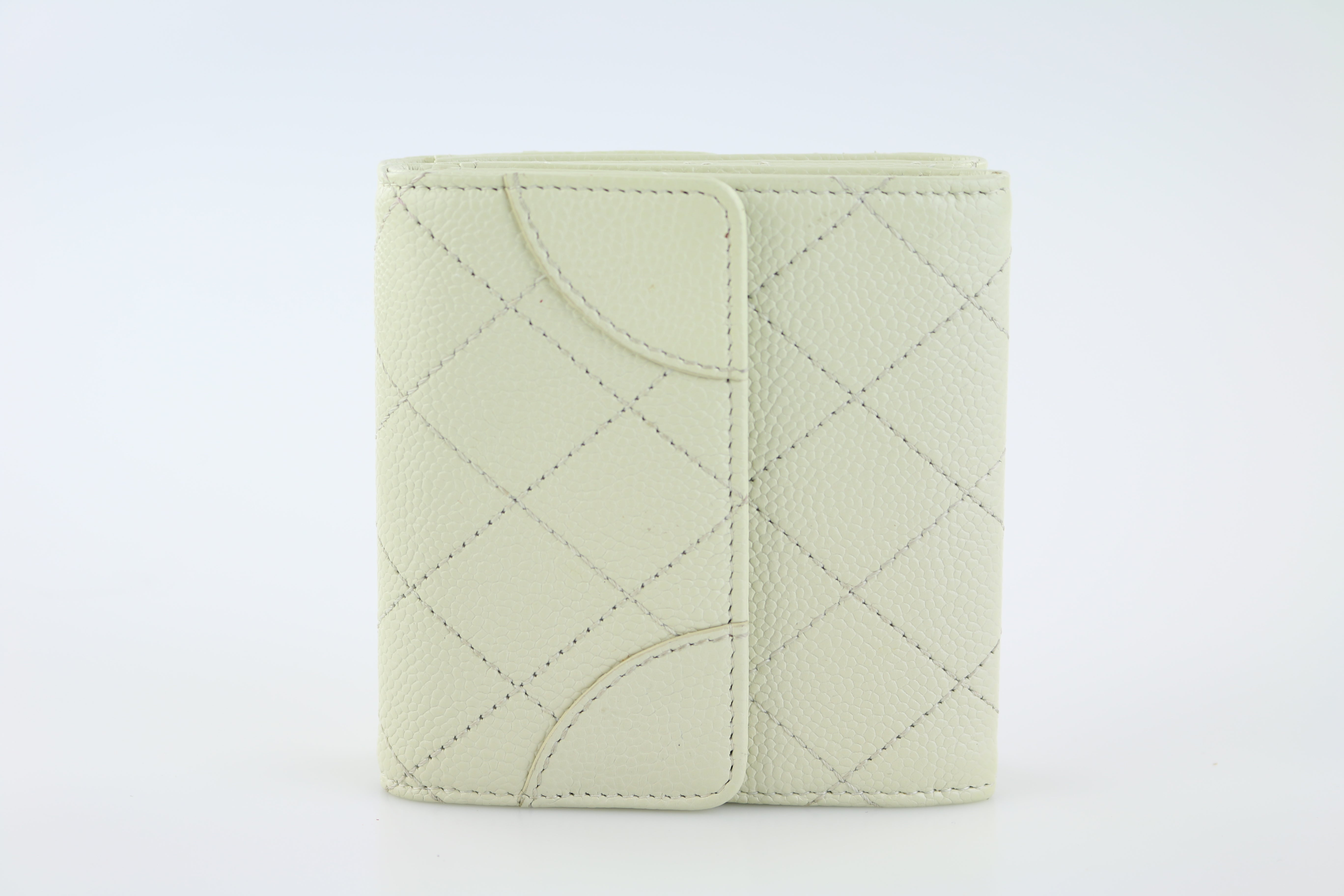 White Caviar Multifold Wallet