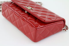 Red Patent Brilliant WOC